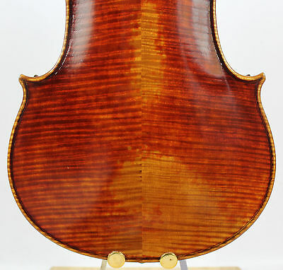 Top Oil Varnish!Copy Stradivari 15.5' Viola, Warm Deep Tone,Best Performance!