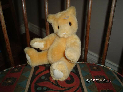 Gund Collectors Classic Bear 1991 Jointed Retired VHTF