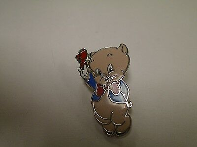 Vintage Looney Tunes Porky Pig Pin