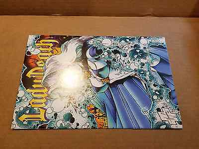 Lady Death III: The Odyssey #4 NM- Chaos Comis Brian Pulido