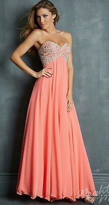 Prom dress, Night Moves, size 10