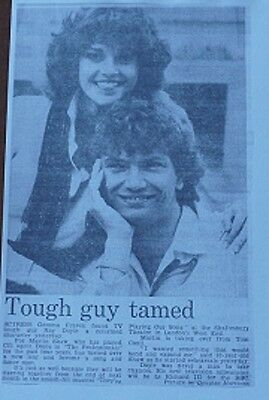 The Professionals Doyle Martin Shaw Gemma Craven Interview Feature Article