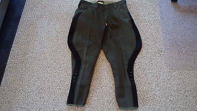 Rare State Police Motorcycle Breeches State Highway Patrol Paints1940's Obsolete
