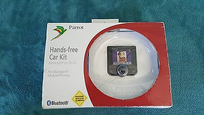 Parrot 3200 LS-COLOR Car kit for Bluetooth cell phones color LCD display Zone C