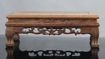 Old Handwork Wood Carving Of Appreciation Tables Statue D648