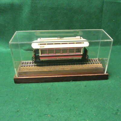 Bachmann On30 Scale Closed Streetcar United Traction Co. 1623