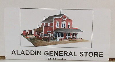 """On3 On30 O CRAFTSMAN RAGGS TO RICHES """"ALADDIN GENERAL STORE"""" COMPLETE UNSTARTEDc"""