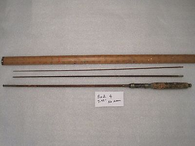 Vintage bamboo fly rod # 4