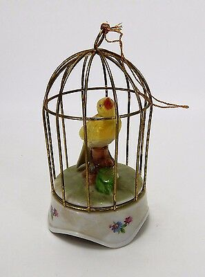 Musical Bird in Cage by Laurel (Watch Video)