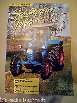 Remolcador Post 03/2000 - Oldtimer Revista
