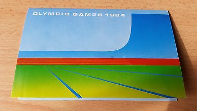 Australia 1984 Olympic Games Stamp Pack