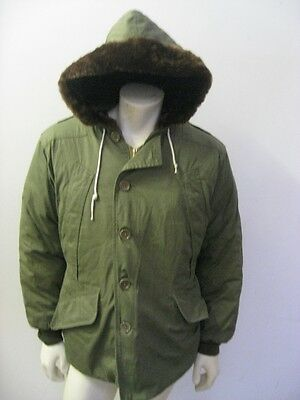 Vintage B-9 Parka Jacket Reed Products, Inc Size 36