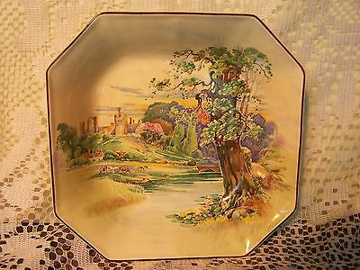 Vintage Royal Doulton Summertime In England Plate Bowl Serving Series Ware