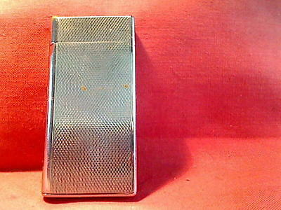 L@@k  - A Nice Colibri Molectric Gas Cigarette Lighter - Gwo