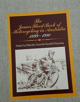 The James Flood Book of Motorcycling in Australia 1899-1980