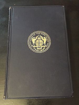 Scarce! Masonic Book ~Minutes of Conference of Grand Masters~ 1918