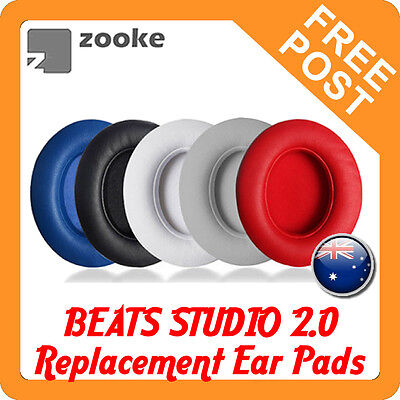 Replacement Ear Pads Cushions For Beats Studio 2.0 Wireless Headphone AUS STOCK