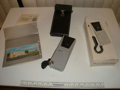 TIF 5500, Portable Automatic Halogen Leak Detector, with Probe, Case, & Manual