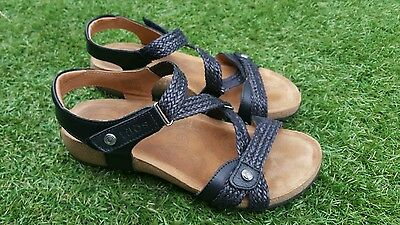 Taos women's leather sandals - Size 38 Euro