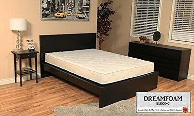 Dreamfoam Bedding DreamFoam Bedding Ultimate Dreams Twin Crazy Quilt with 7-Inch