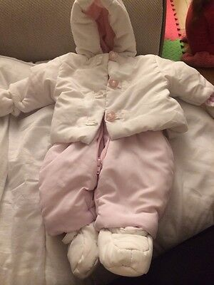 Mothercare Newborn Snowsuit