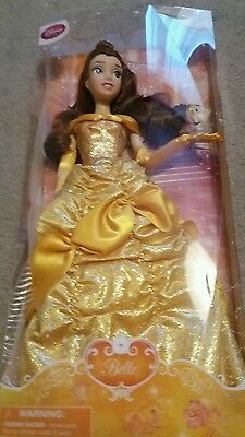 Disney store Belle classic doll 2016 (Beauty and the Beast )New