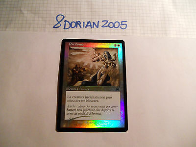 1x MTG FOIL Pacifism-Pacifismo Magic EDH ONS Assalto x1 ITA Italiano Modern
