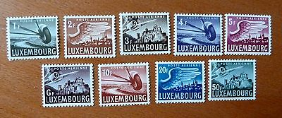 Lot Timbres Luxembourg Pa  Neuf*  A Voir