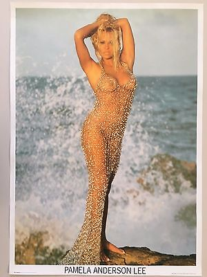 Pamela Anderson Lee, Rare Authentic 1996 Poster