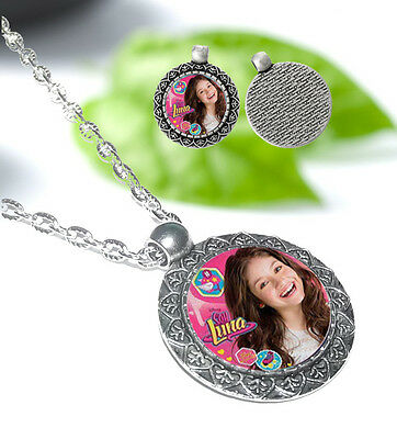Collier Soy luna artisanal