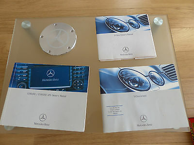 Mercedes E Class W211 Handbook / Manual