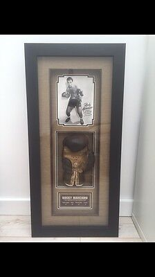 Rocky Marciano Glove Signed With Certificate Of Authenticity