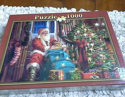 FX Schmid XMAS Jigsaw Puzzle  1000 Pieces NEW and SEALED