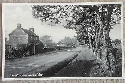 Holywell Row near Mildenhall. Clematis Cottage