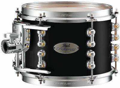 Pearl Reference Pure  14 x 12  RFP 1412 C 103  Piano Black Mounted tom tom