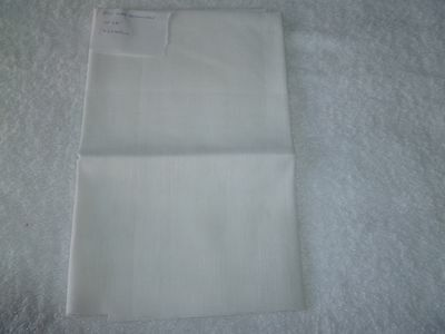 28 ct  White Even weave needlework material
