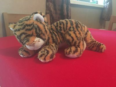 TY Beanie Buddy INDIA THE TIGER