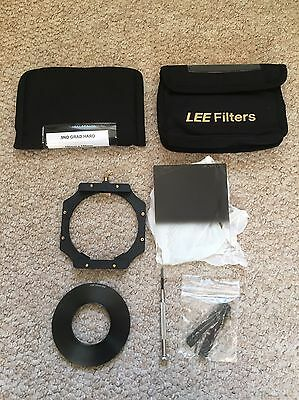 lee nd grad filter, filter pouches and lee filter holder with ring