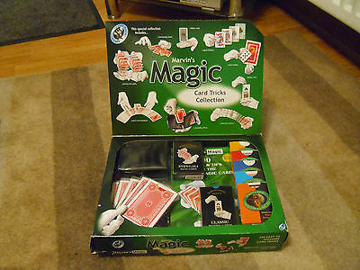 Marvin's Magic Card Tricks Collection