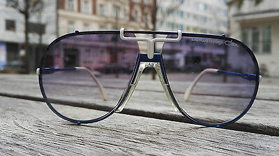 Vintage 1980´s Cazal 901 64mm blue/blue Made in W.Germany Sunglasses