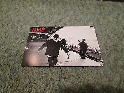 Oasis- Rare postcard from the NME!