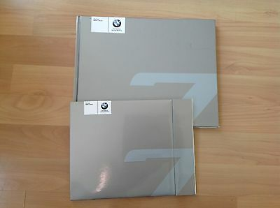 Bmw 7 Series Brochures 2008.   Launch And Full Hardback Versions
