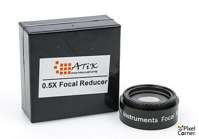"""Atik 0.5X 1.25"""" Focal Reducer for CCD / Visual Use"""