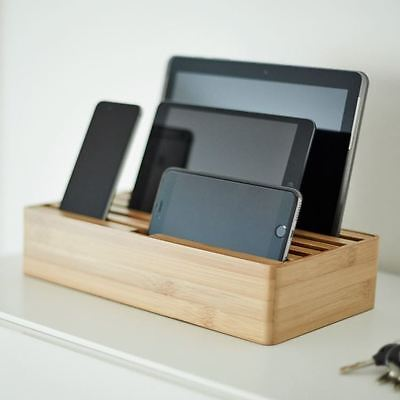 NEW Naturals Large Bamboo One Hand Docking Set by ALLDOCK
