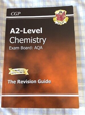 A2-Level Chemistry AQA Complete Revision & Practice by CGP Books (Paperback,...