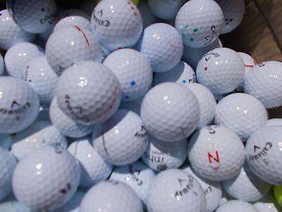 36 Callaway Golf balls in excellent to mint condition