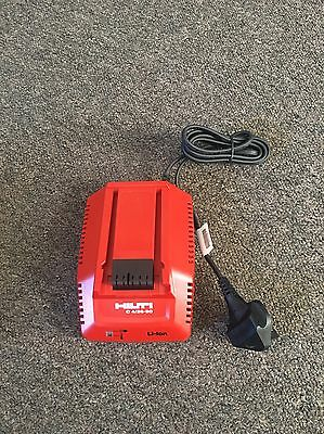 Hilti C4/36-90 Li Ion Battery Charger New 240V
