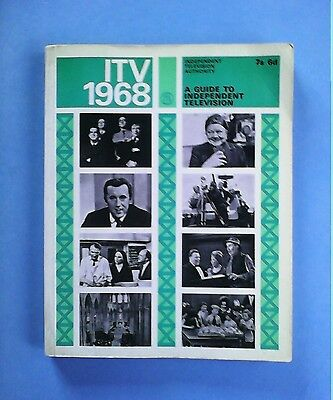 London Weekend Television, Lwt.  Independent Television Authority Yearbook 1968