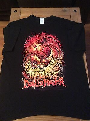 The Black Dhalia Murder. Metal Band T-Shirt. Size Xl. Great Cond. L@@k