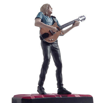 AC/DC 2006 Knucklebonz Rock Iconz Guitar Hero Series Malcolm Young Statue Figure